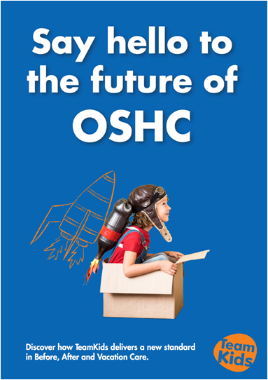 Say hello to the future of OSHC