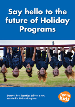 Say hello to the future of Holiday Programs
