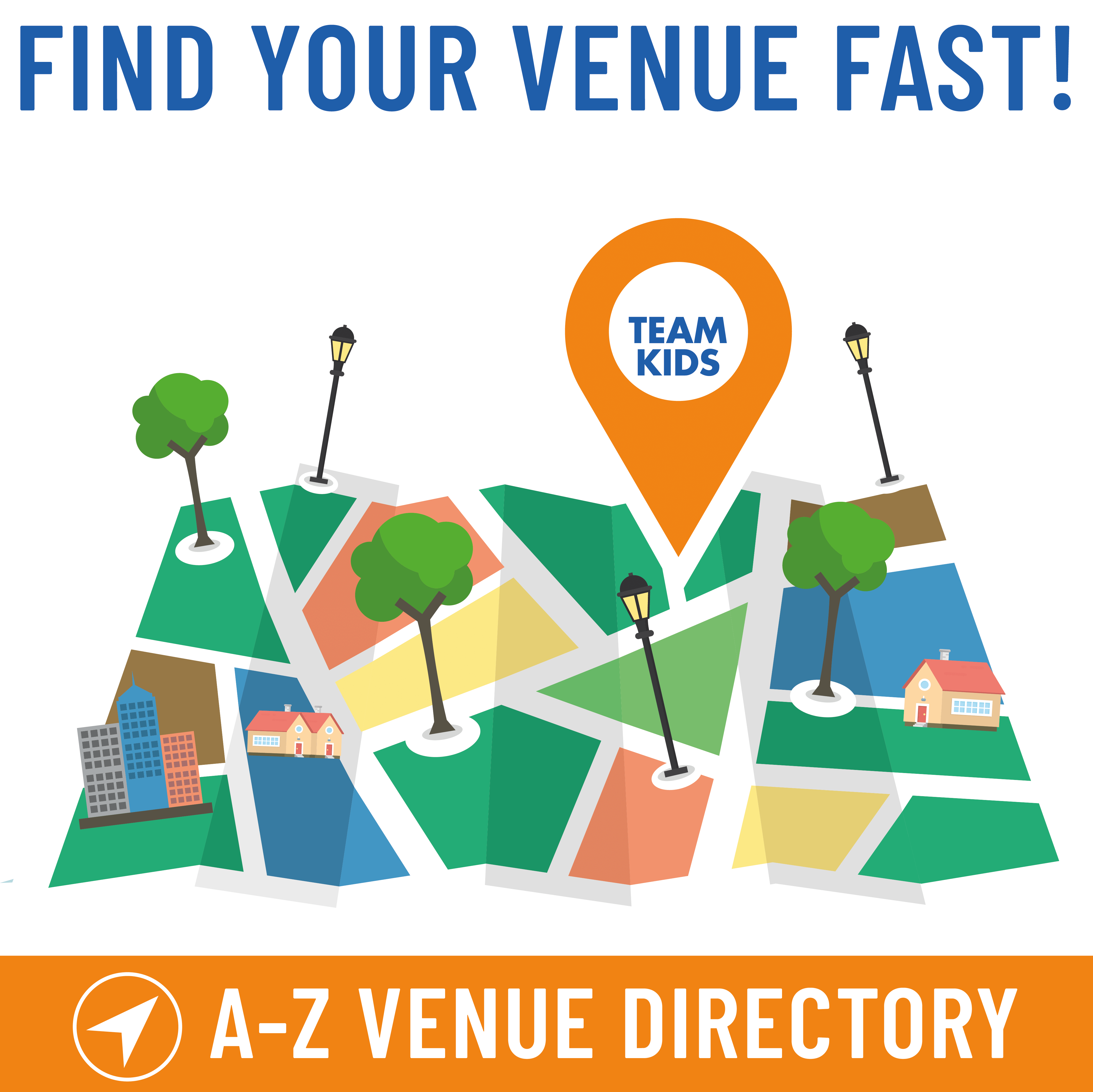 Find Your Venue Fast!