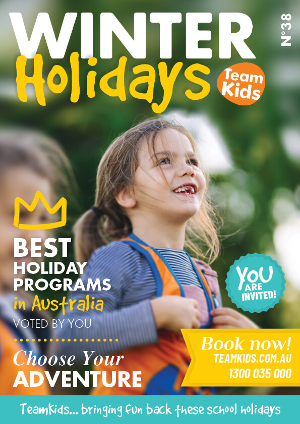 Winter 2020 Holiday Program - Book Now!